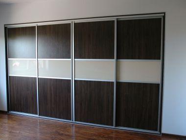 Garderoba, szafa zabudowana