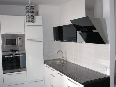 Kuchnia, zbudowany piekarnik