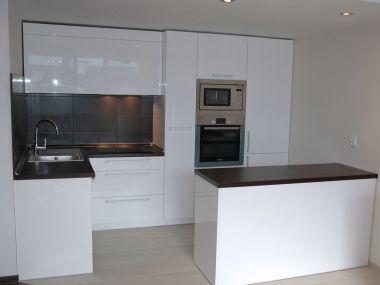 Kuchnia, minimalistyczny design mebli