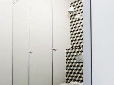 Łazienka, lustra